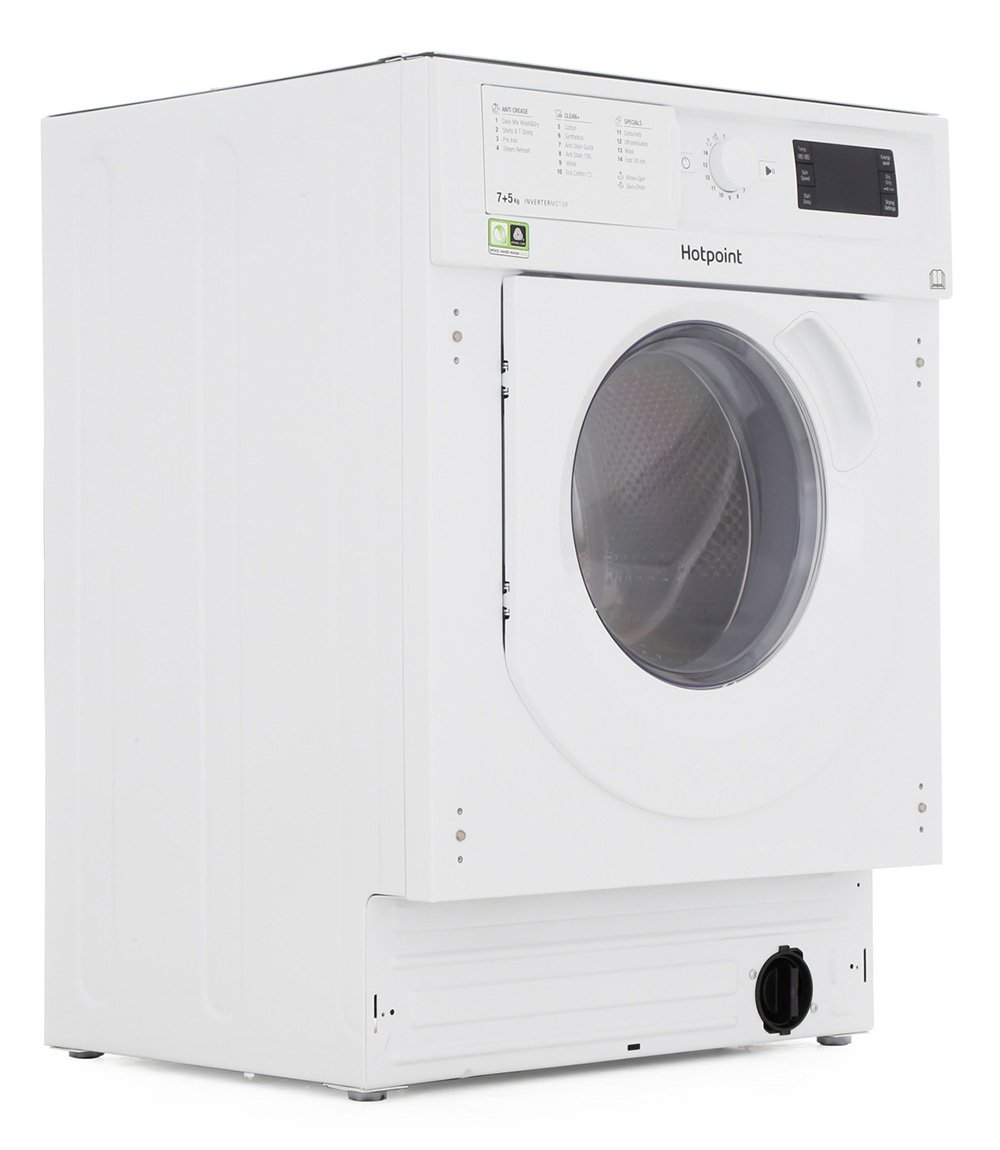 Hotpoint BIWDHG7148UK Integrated Washer Dryer