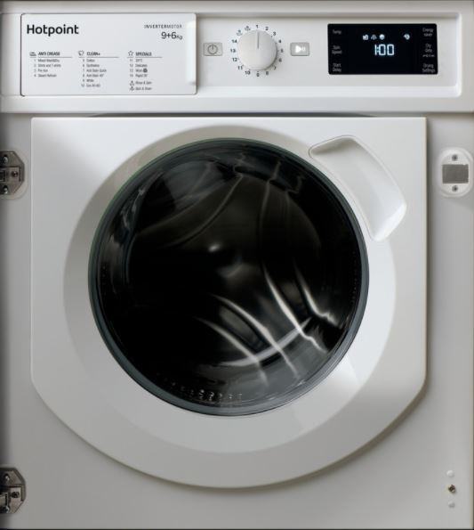 Hotpoint BI WDHG 961484 UK Integrated Washer Dryer