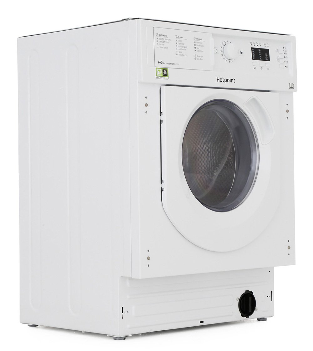 Hotpoint BI WDHL 7128 Integrated Washer Dryer