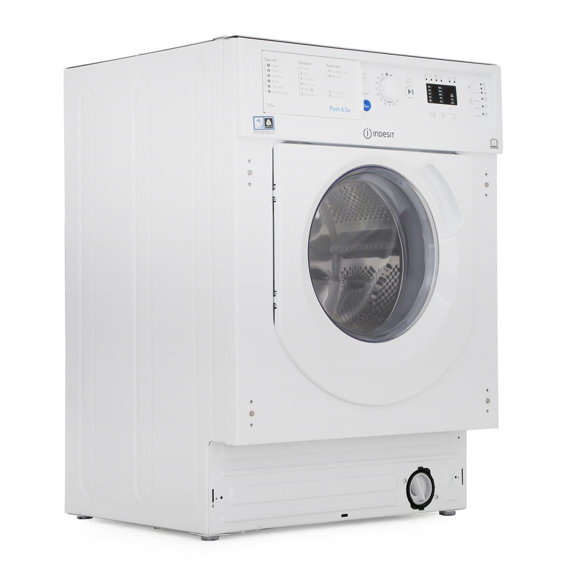 Indesit BI WDIL 7125 UK Integrated Washer Dryer