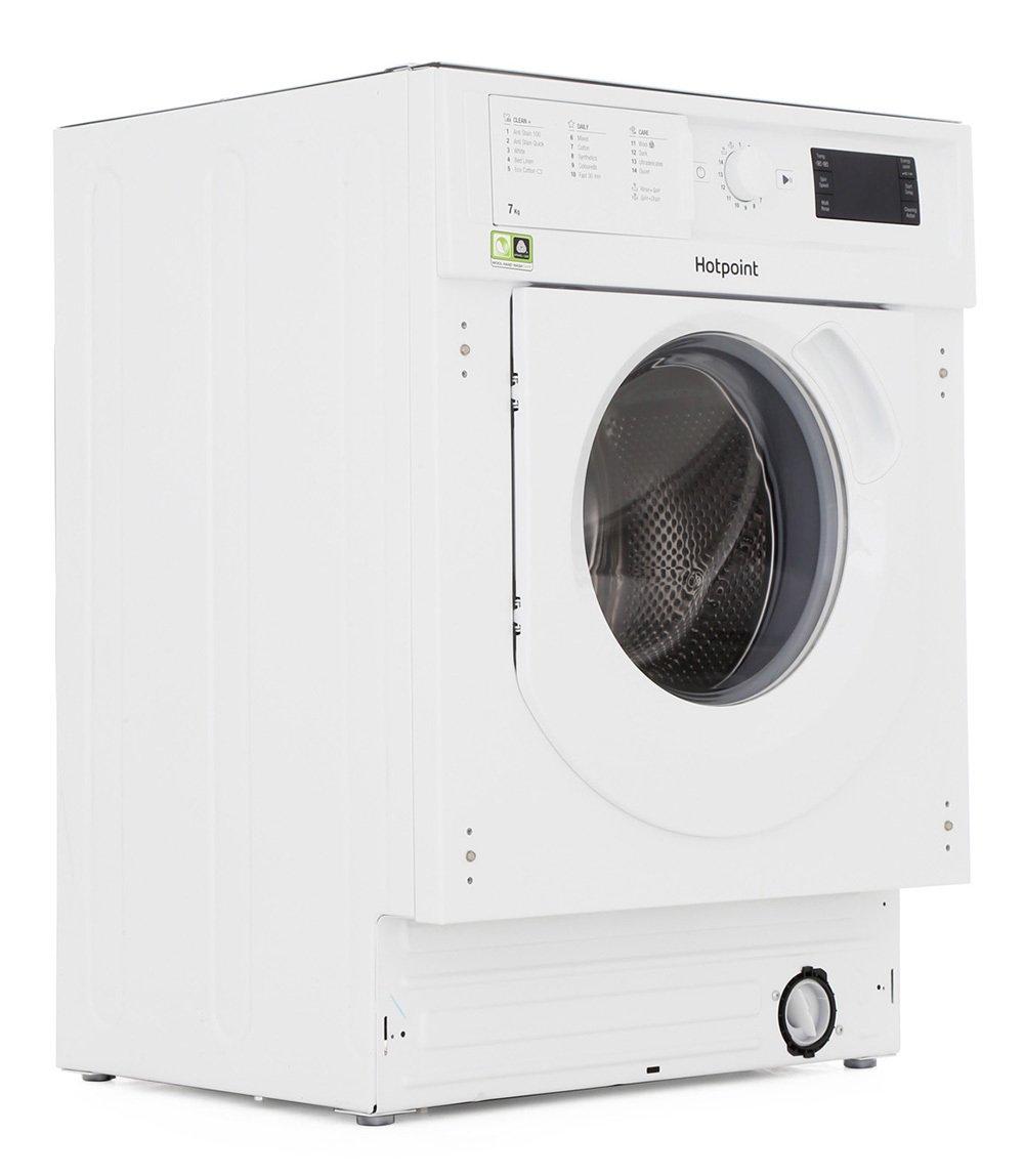 Hotpoint BI WMHG 71284 UK Integrated Washing Machine