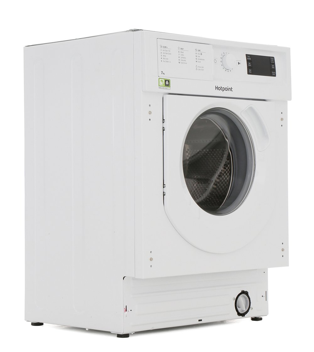 Hotpoint BI WMHG 71484 UK Integrated Washing Machine