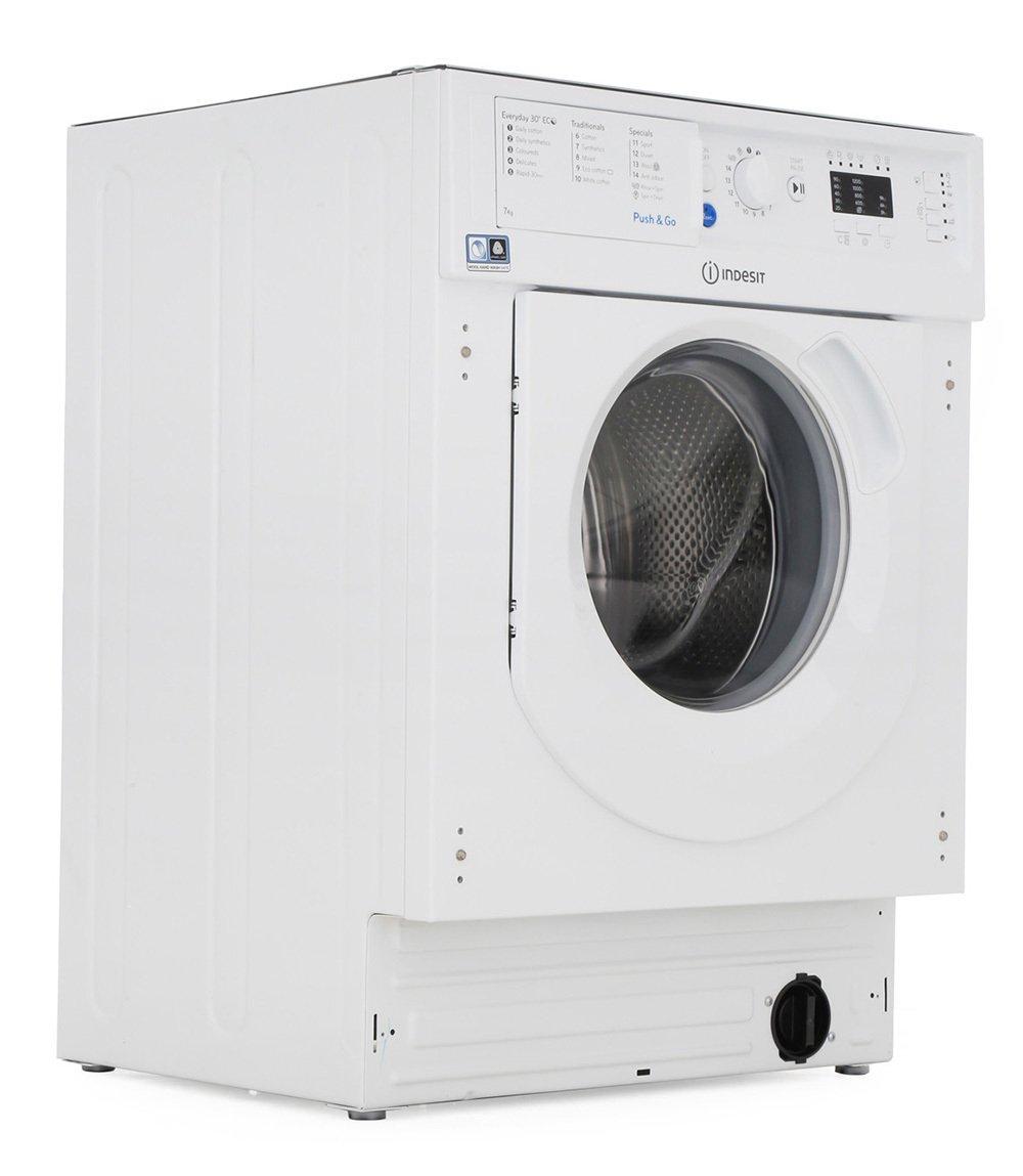 Indesit BI WMIL 71252 UK Integrated Washing Machine