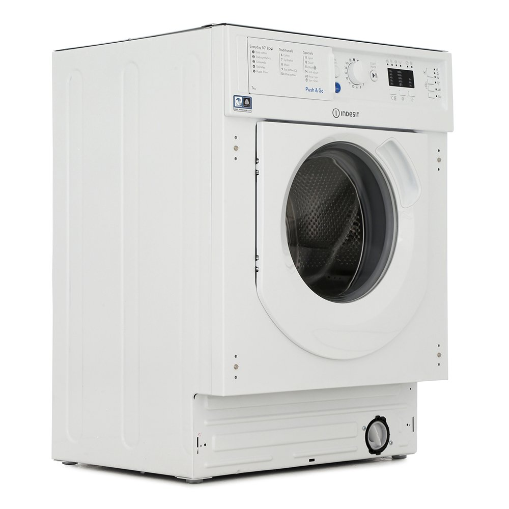 Indesit BI WMIL 71452 UK Integrated Washing Machine