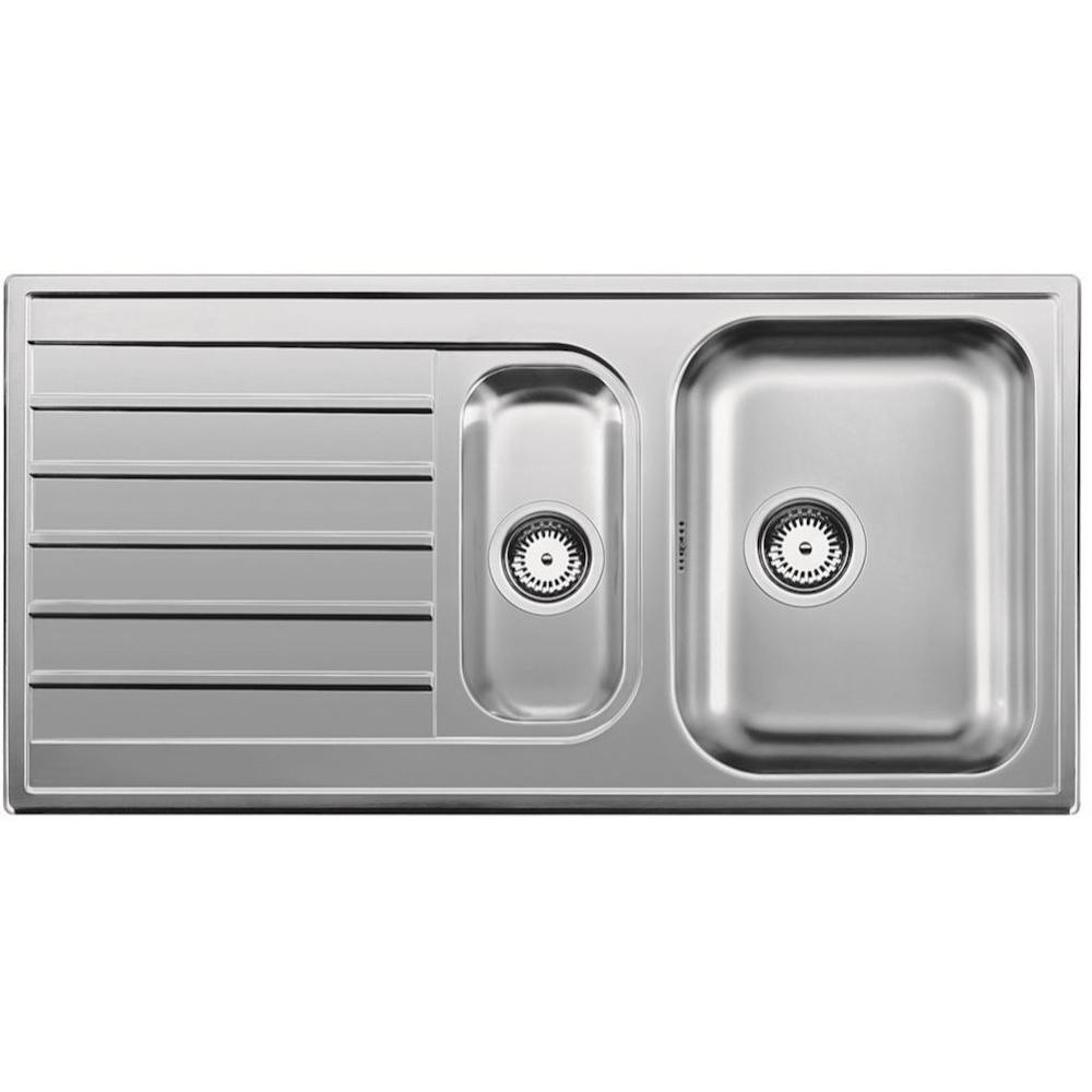 Blanco Livit 6 S Stainless Steel Inset Sink
