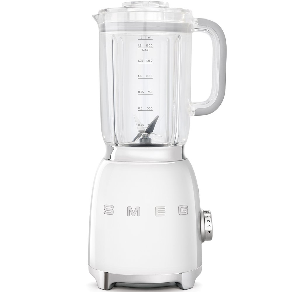 Smeg BLF01WHUK 50's Retro Style Food Blender