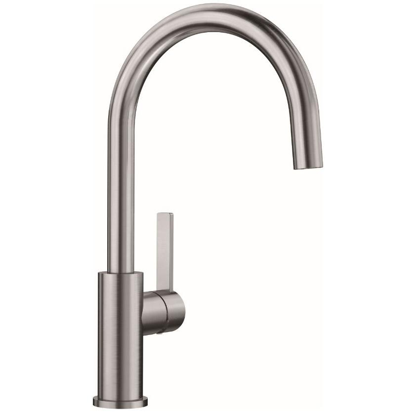 Blanco Candor Stainless Steel Mixer Tap