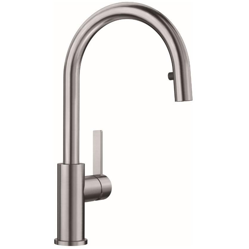 Blanco Candor-S Stainless Steel Mixer Tap