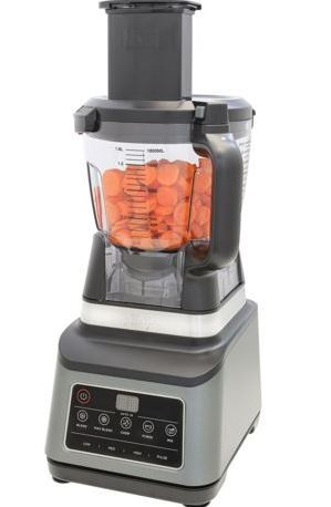 Ninja BN800UK 3-in-1 Food Processor with Auto-IQ
