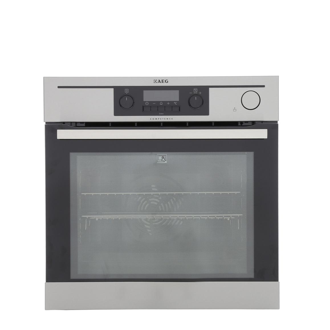 buy aeg bp501432wm single built in electric oven. Black Bedroom Furniture Sets. Home Design Ideas