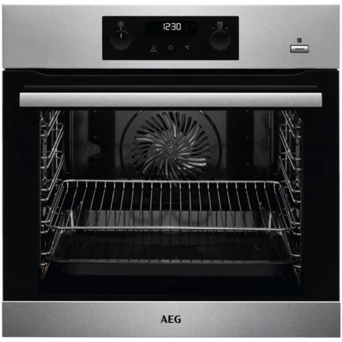 AEG BPS355020M Single Built In Electric Oven