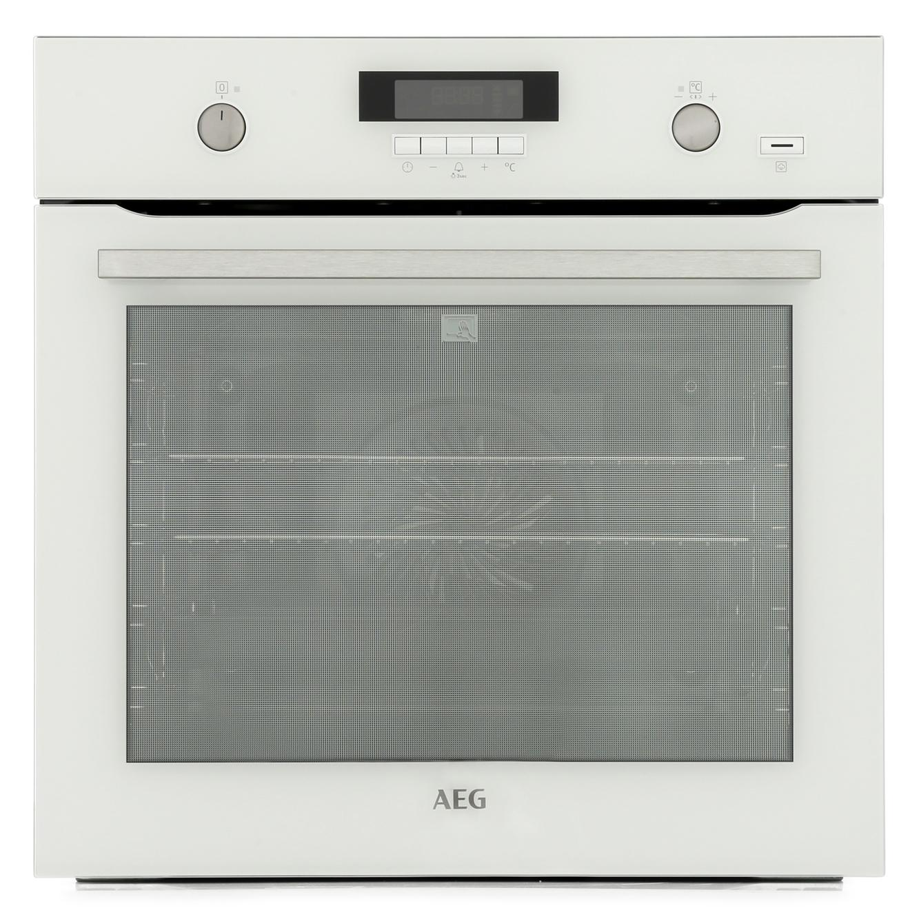 AEG BPS551020W Single Built In Electric Oven