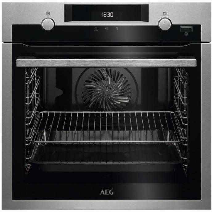 AEG BPS555020M Single Built In Electric Oven