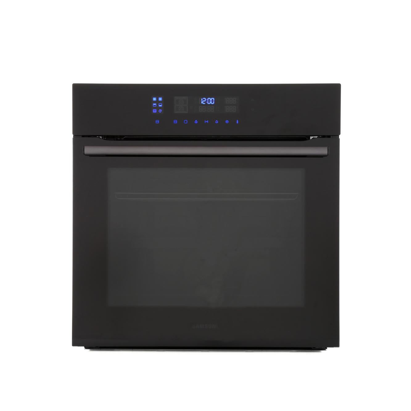 buy samsung prezio dual cook bq2q7g078 single built in electric oven pyrolytic bq2q7g078. Black Bedroom Furniture Sets. Home Design Ideas