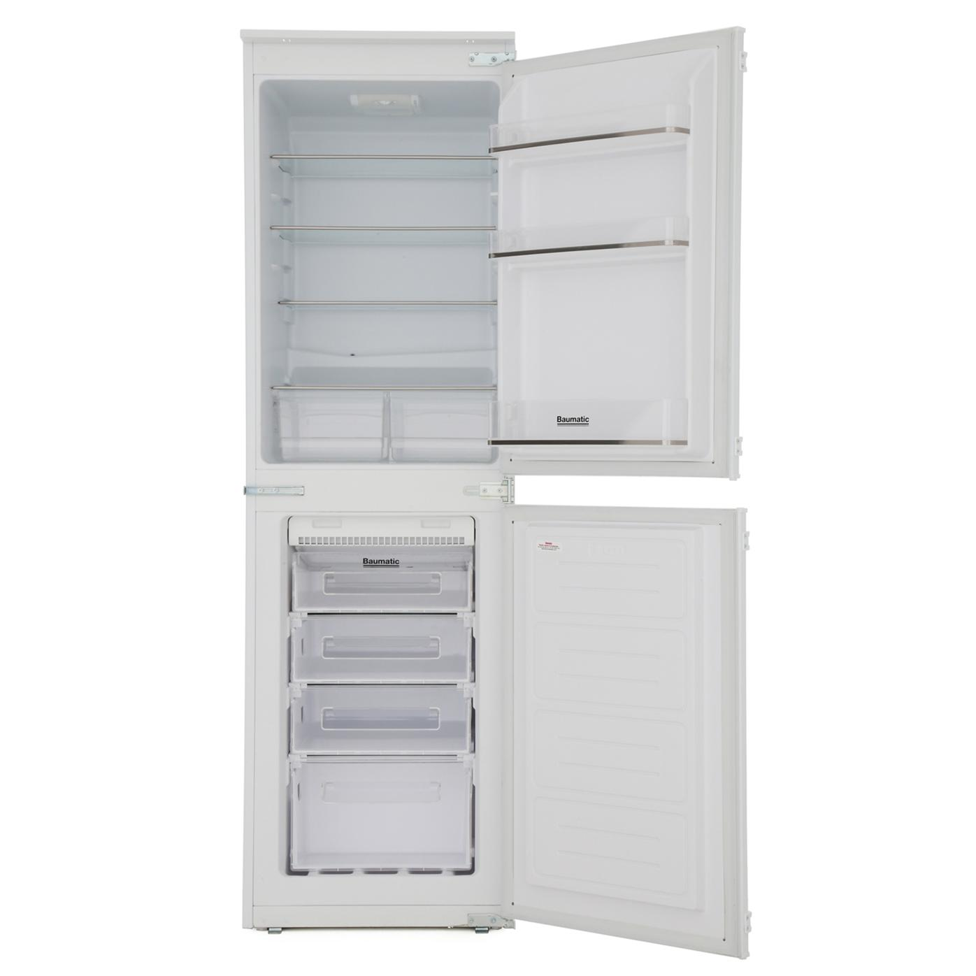 Buy Baumatic Brcif3050 E Integrated Fridge Freezer