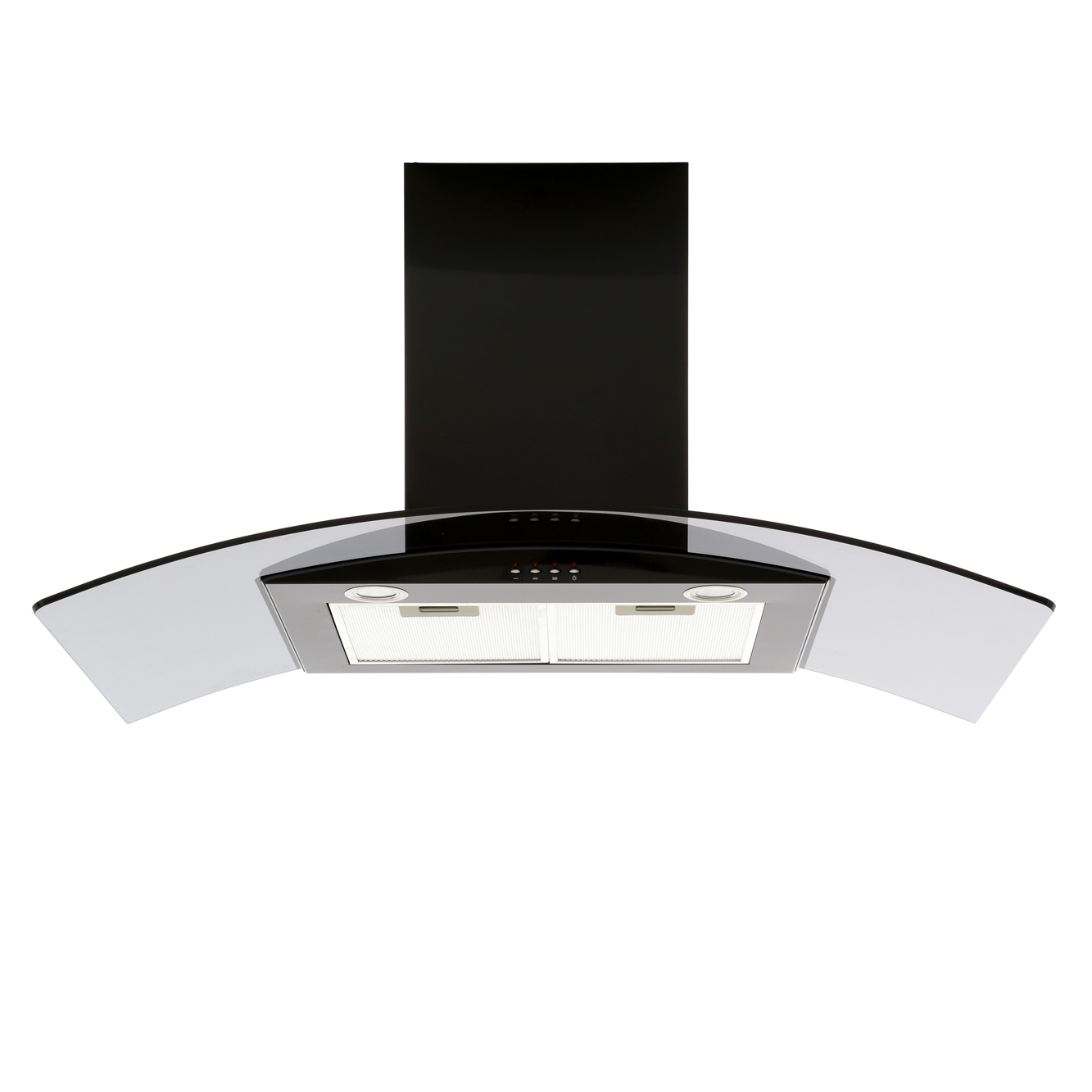 Baumatic BT10.3BGL 100cm Chimney Hood