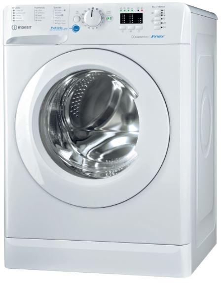 Indesit BWA81484XWUKN Washing Machine