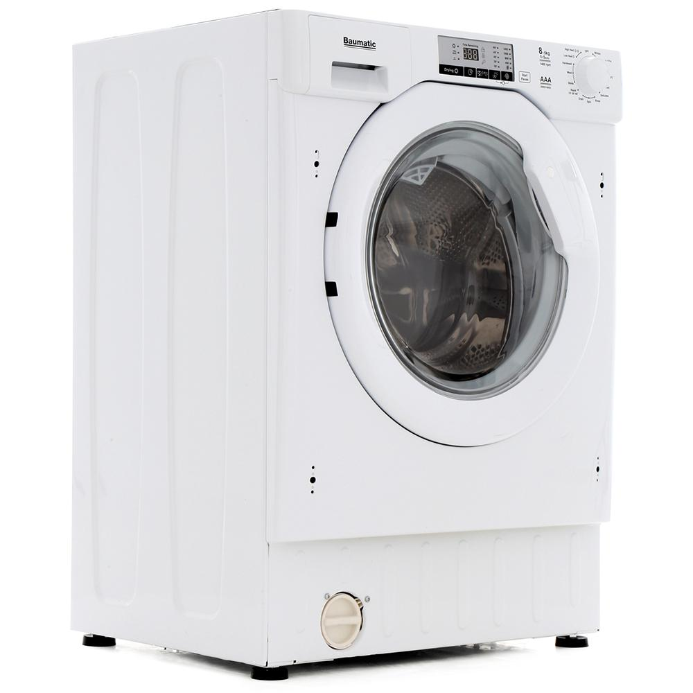 Baumatic BWDI1485D Integrated Washer Dryer