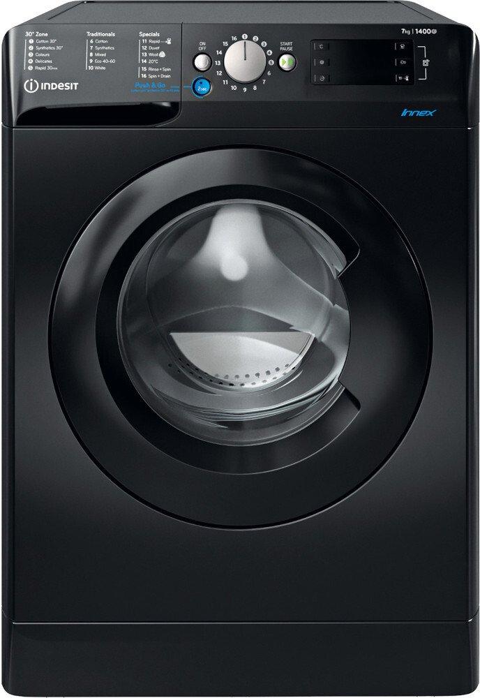 Indesit BWE 71452 K UK N Washing Machine