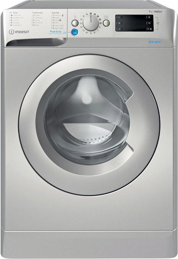Indesit BWE71452SUKN Washing Machine