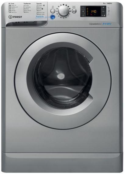 Indesit BWE 91483X S UK N Washing Machine