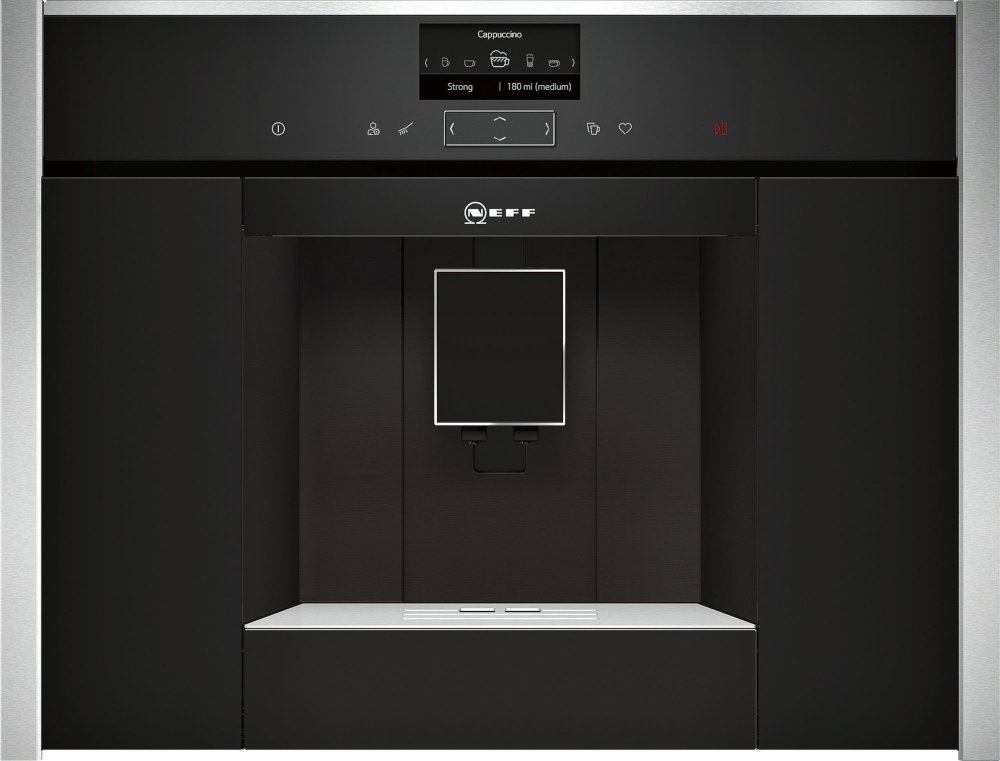 Neff N90 C17KS61H0 Built In Coffee Machine