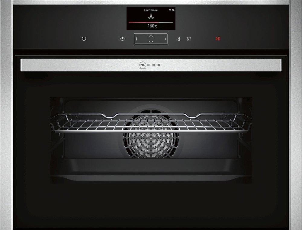Neff N90 C27CS22H0B Compact Oven