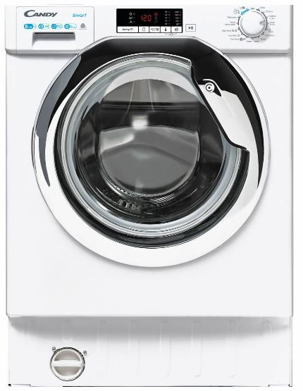 Candy CBD 475D2E Integrated Washer Dryer
