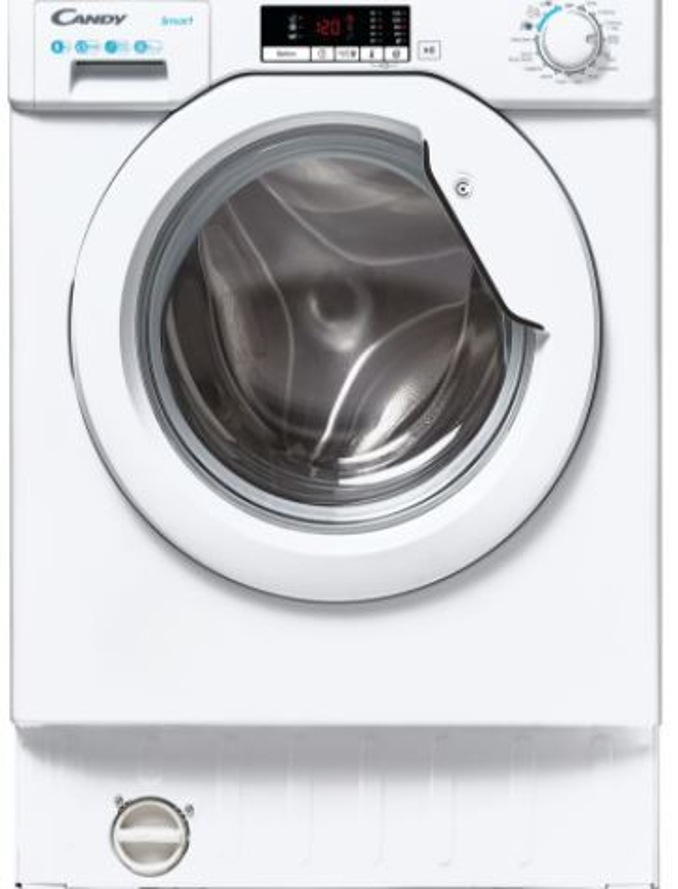 Candy CBW 48D2E Integrated Washing Machine