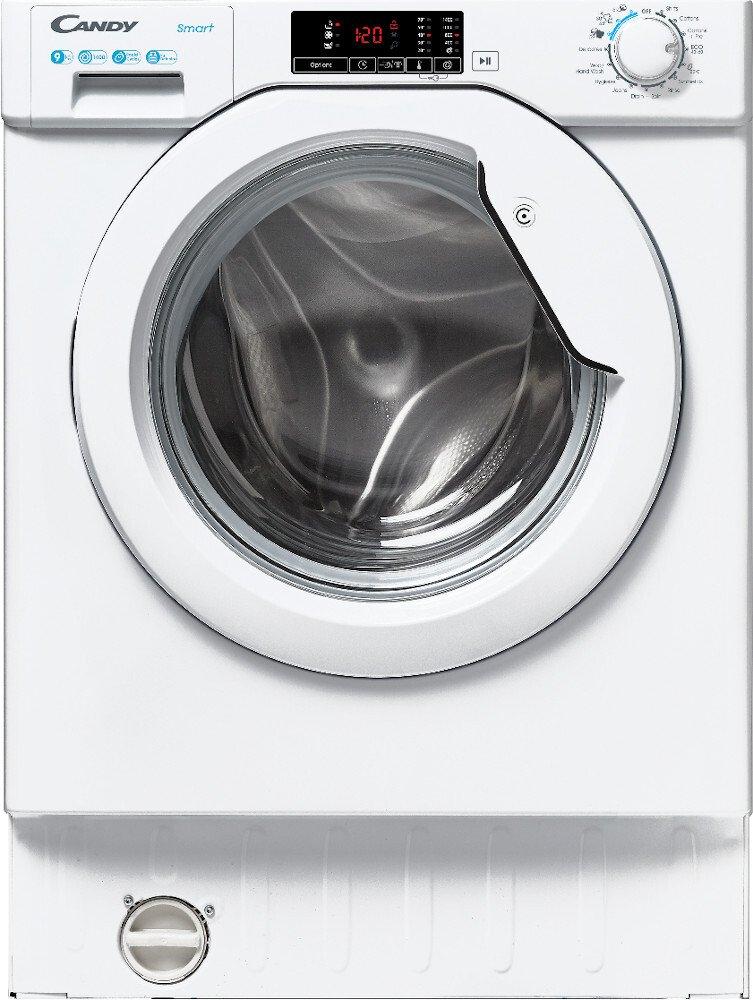 Candy CBW 49D2E Integrated Washing Machine