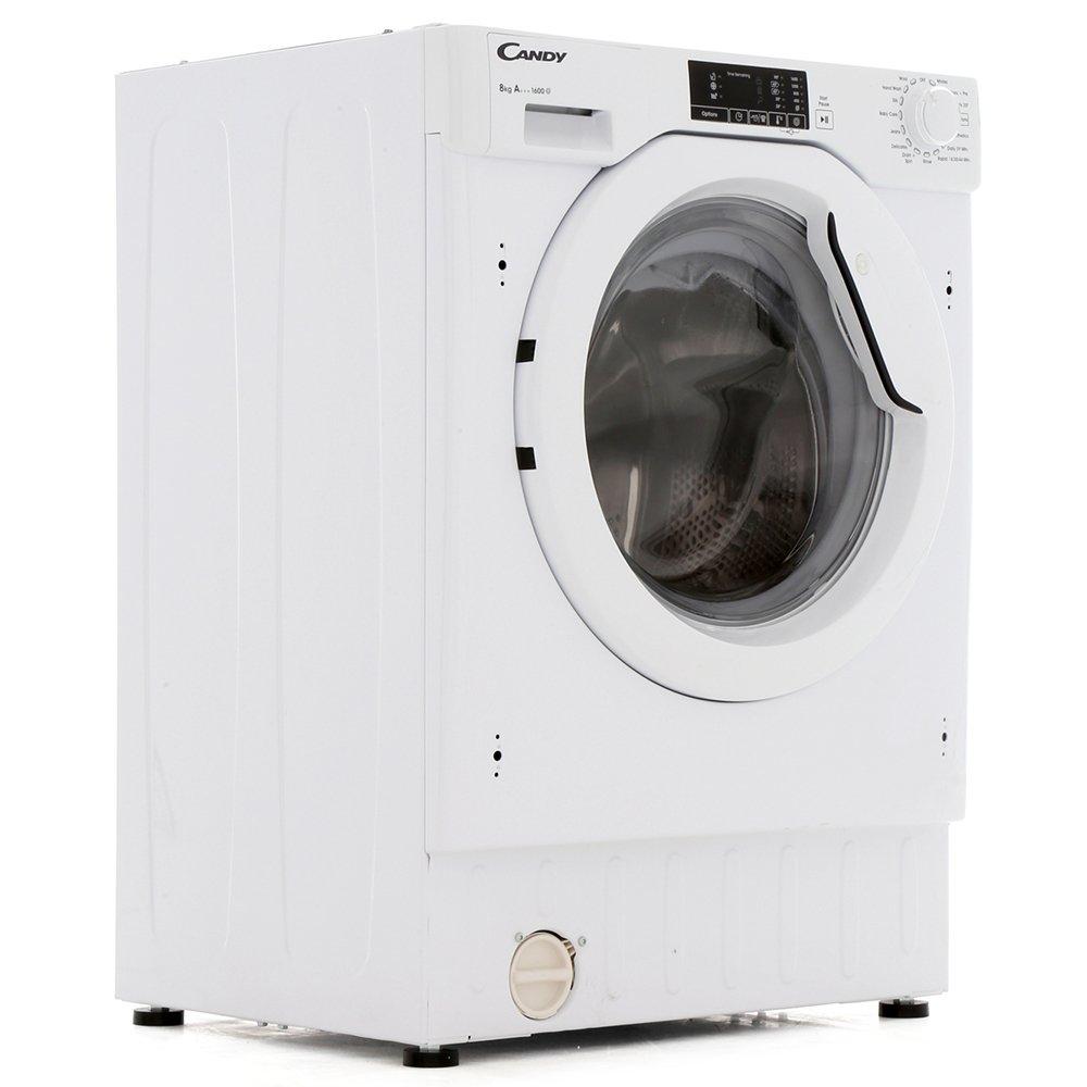 Candy CBWM 816D-80 Integrated Washing Machine