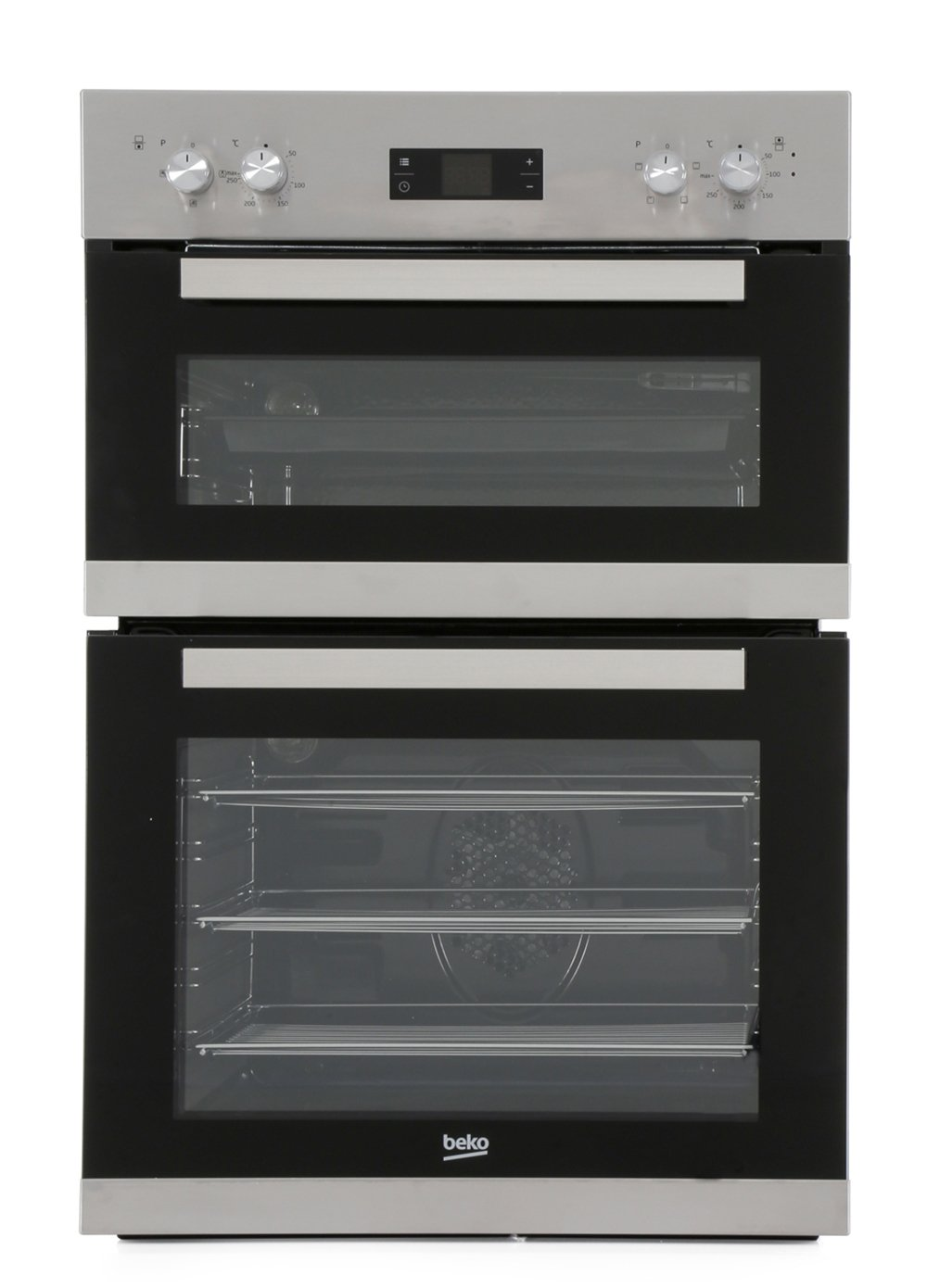 Beko CDF22309X Double Built In Electric Oven