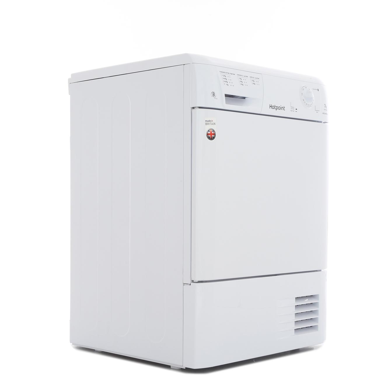 Hotpoint CDN7000BP Condenser Dryer