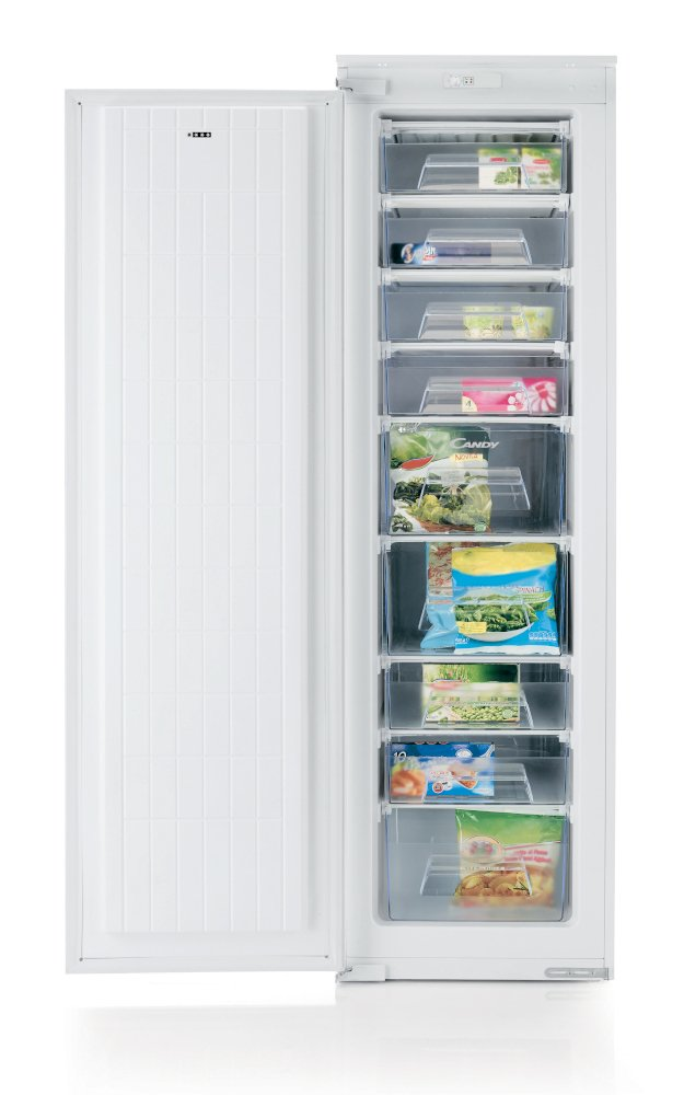 Candy CFFO 3550 E/N Static Built In Freezer
