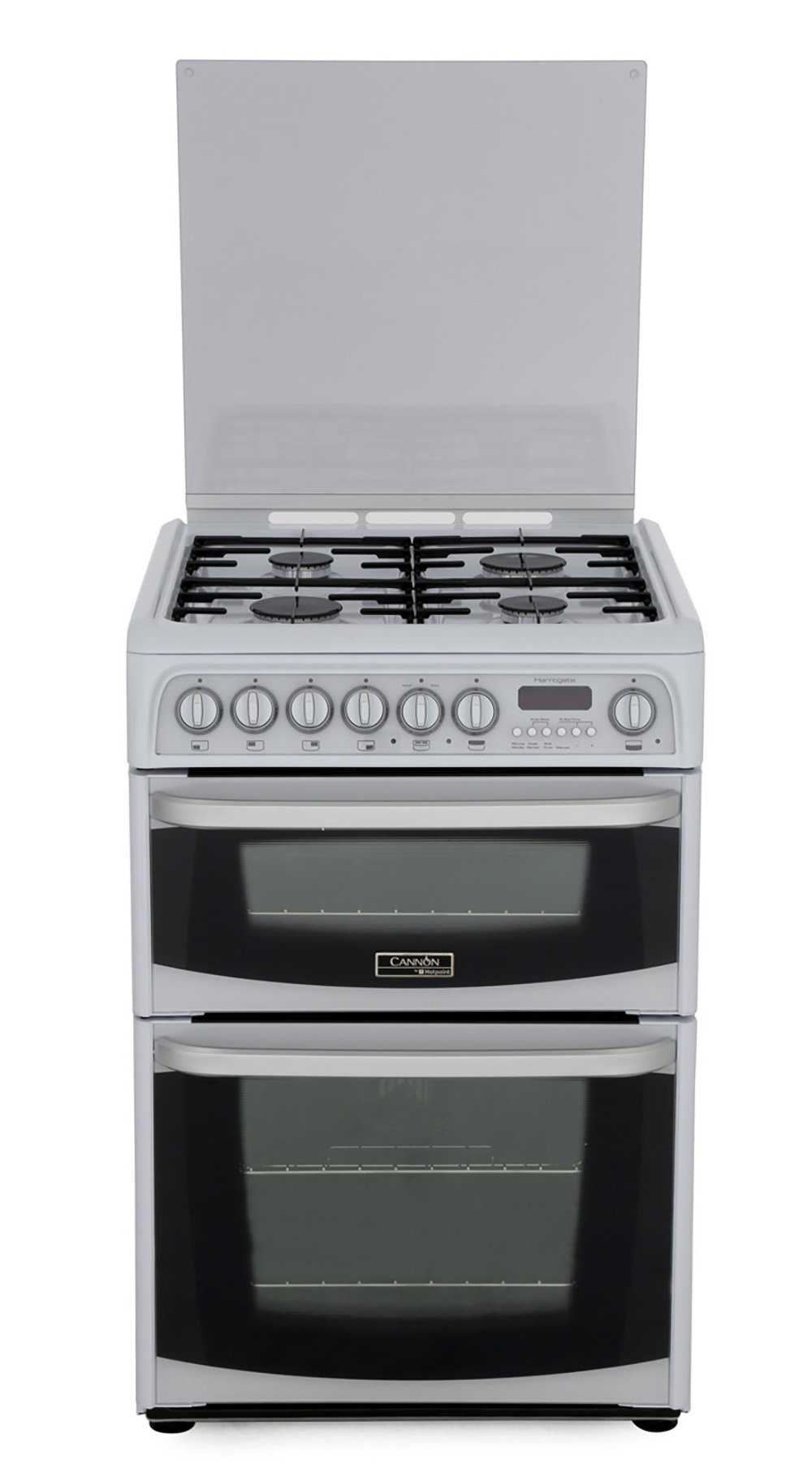 Cannon Harrogate CH60DHWFS Dual Fuel Cooker