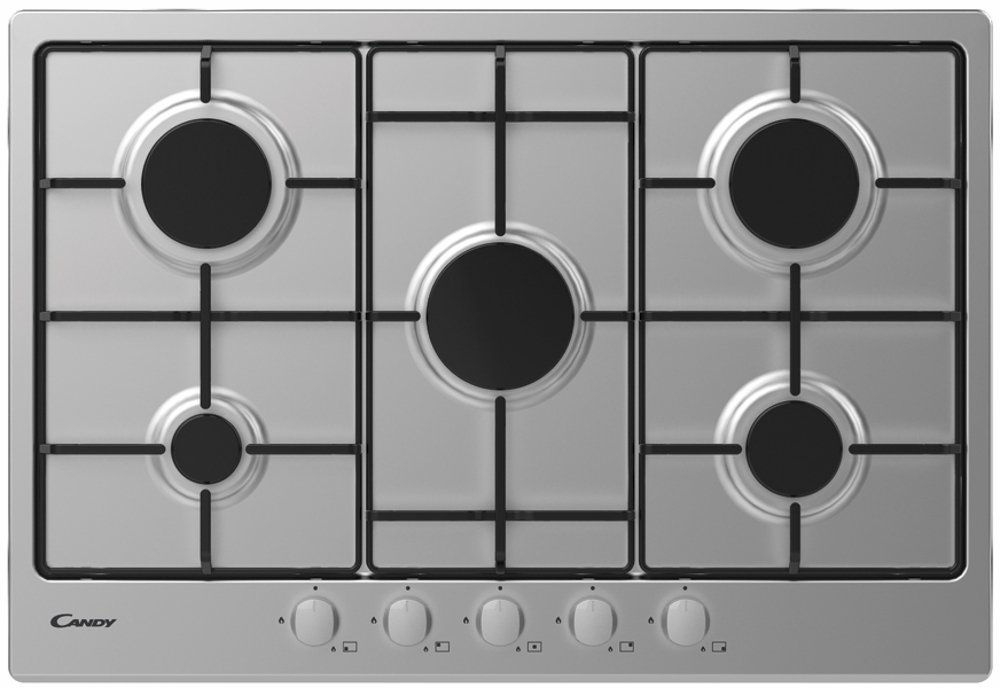 Candy CHW7X 5 Burner Gas Hob