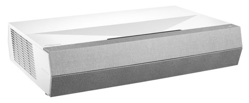 Optoma CINEMAXP2 4K HDR Laser Ultra Short Projector