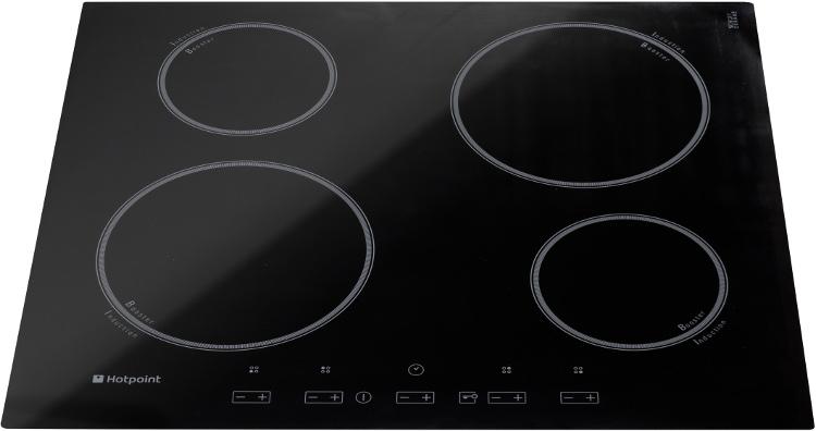 buy hotpoint cix644ce induction hob frameless marks. Black Bedroom Furniture Sets. Home Design Ideas