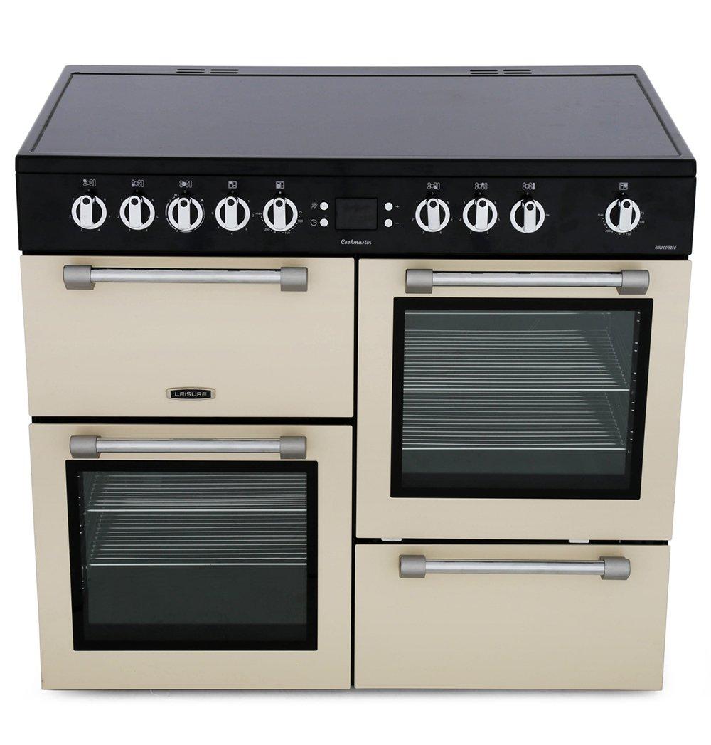 Leisure Cookmaster CK100C210C 100cm Electric Ceramic Range Cooker