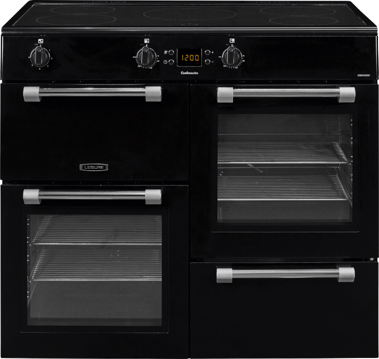 Leisure CK100D210K 100cm Electric Induction Range Cooker