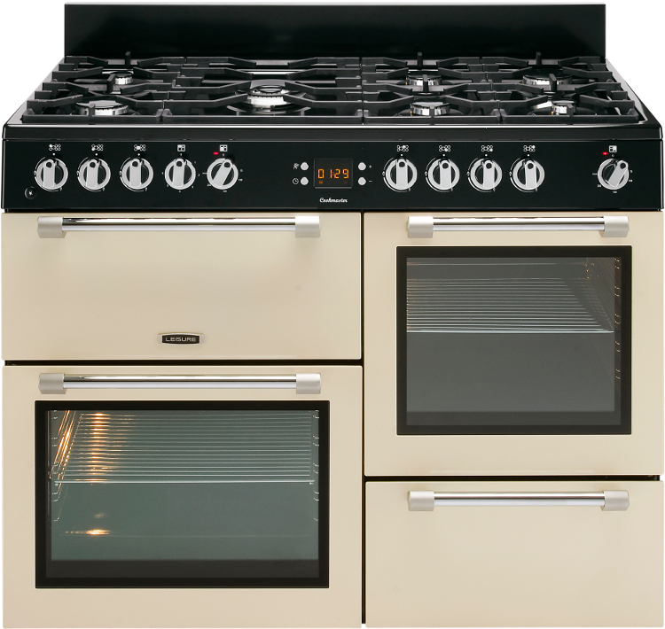 Leisure Cookmaster CK110F232C 110cm Dual Fuel Range Cooker