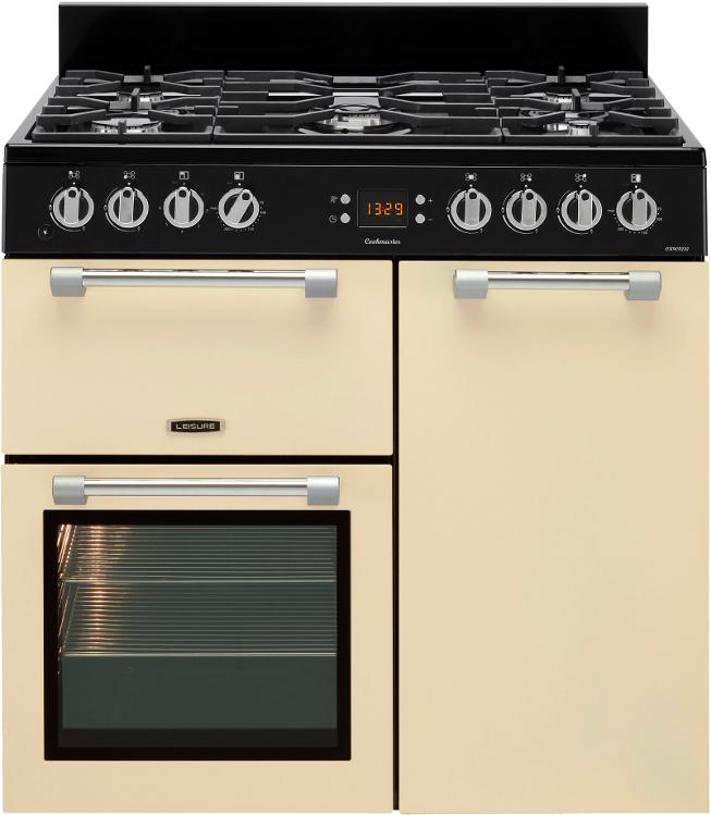 Leisure Cookmaster CK90F232C 90cm Dual Fuel Range Cooker