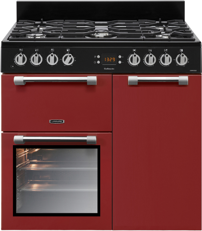 Leisure Cookmaster CK90F232R 90cm Dual Fuel Range Cooker