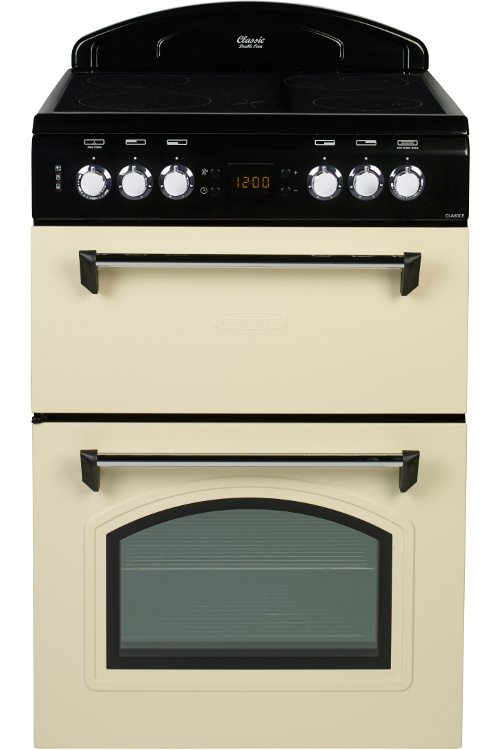 Buy Leisure Cla60cec Electric Cooker With Double Oven