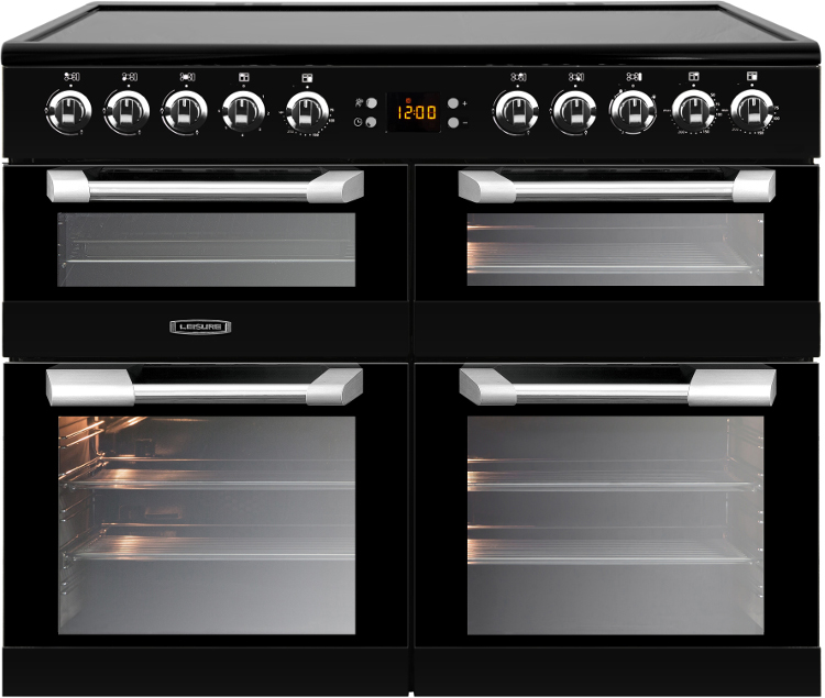 Leisure CS100C510K 100cm Electric Ceramic Range Cooker