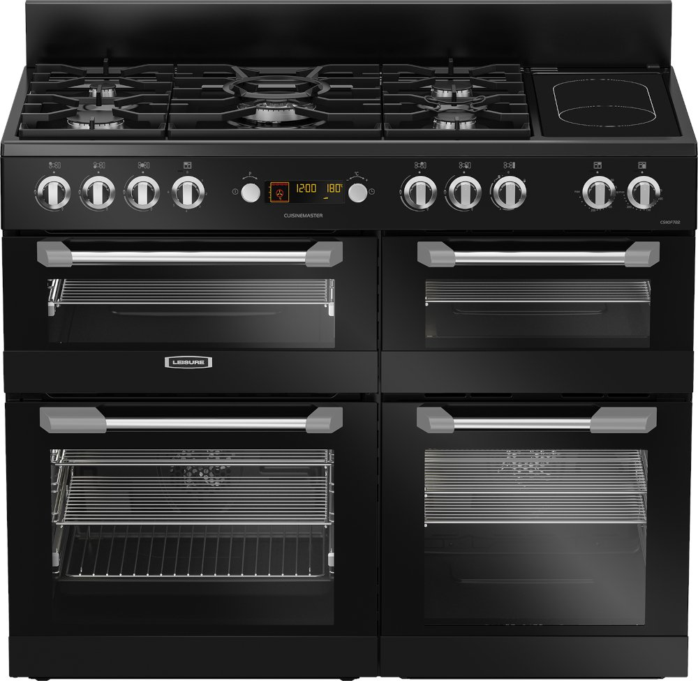 Leisure Cuisinemaster CS110F722K 110cm Dual Fuel Range Cooker