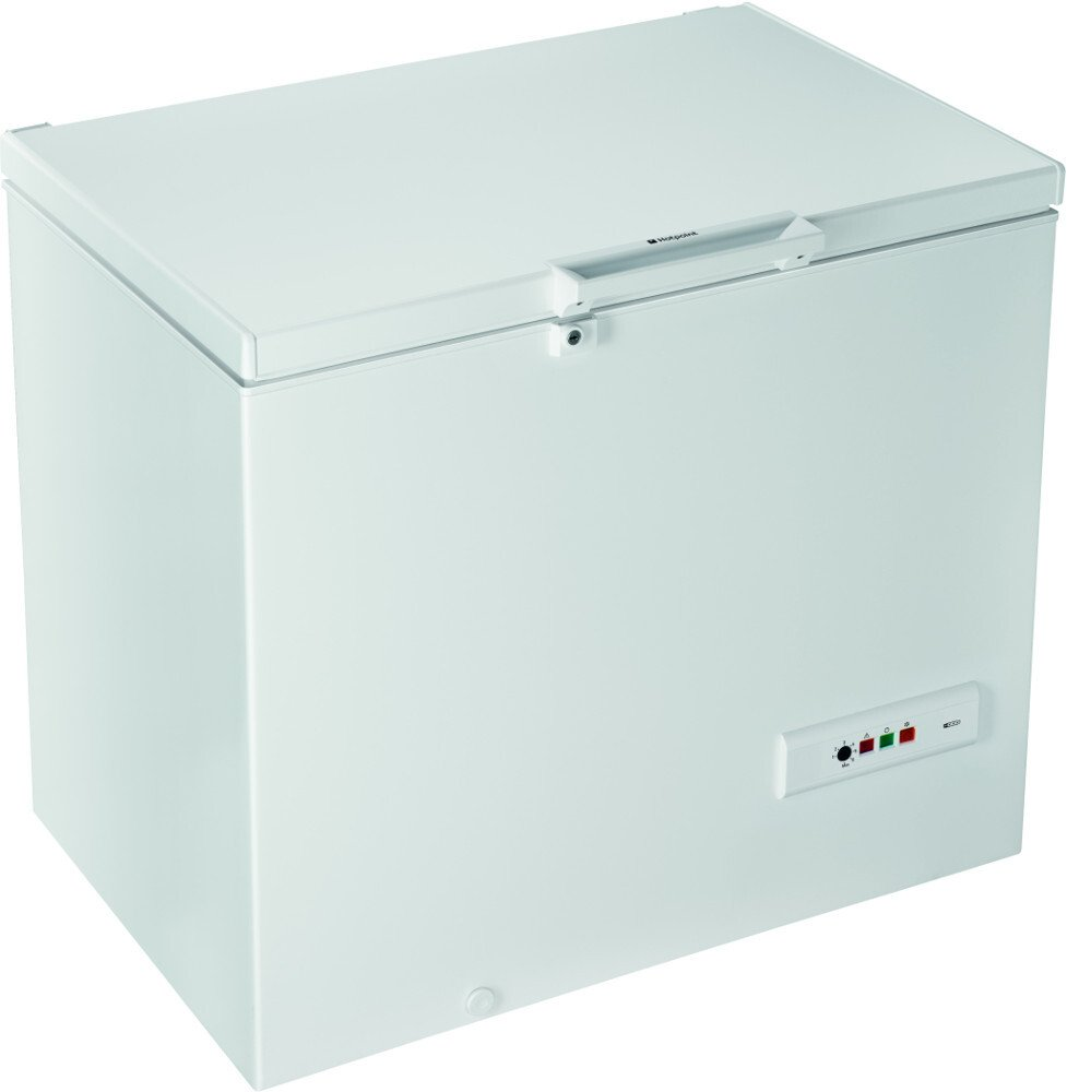Hotpoint CS1A250HFA Static Chest Freezer