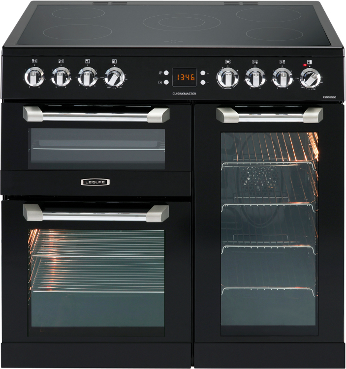 Buy Leisure Cuisinemaster Cs90c530k 90cm Electric Ceramic