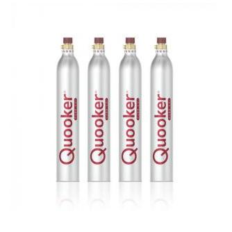 Quooker CUBECO2 CUBE Pack of 4 CO2 Cylinders