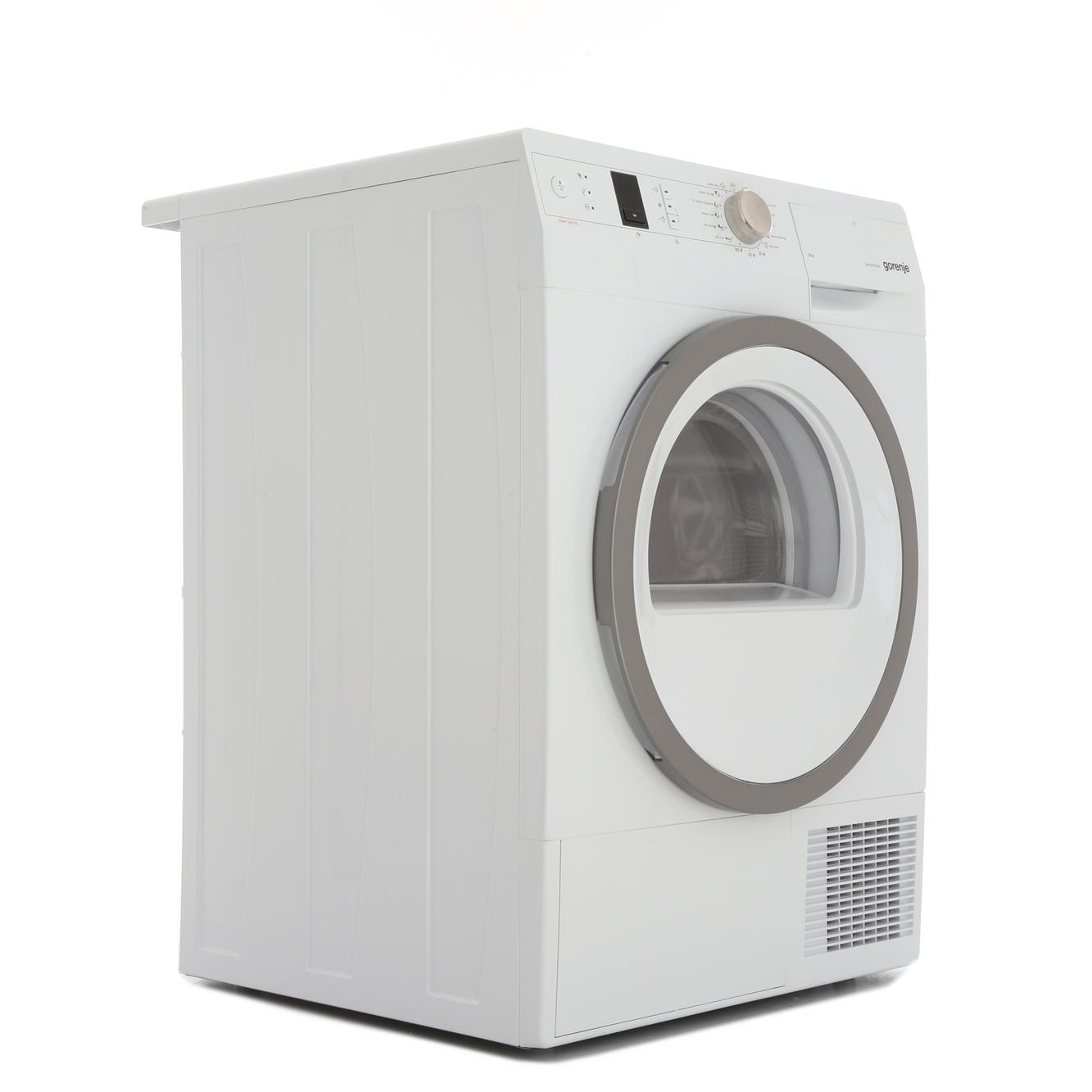 Gorenje D95F65NUK Condenser Dryer with Heat Pump Technology